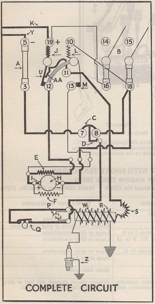 hight resolution of wiring diagram delco model 850