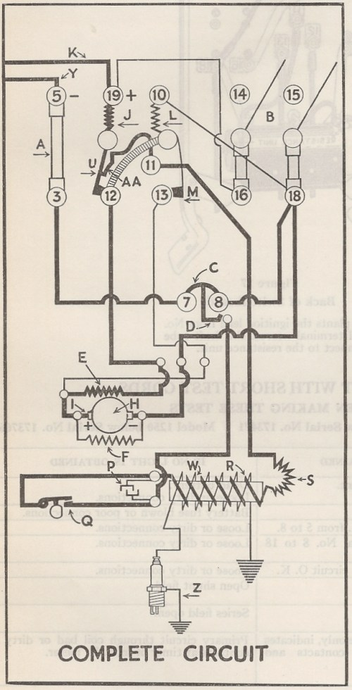 small resolution of wiring diagram delco model 850