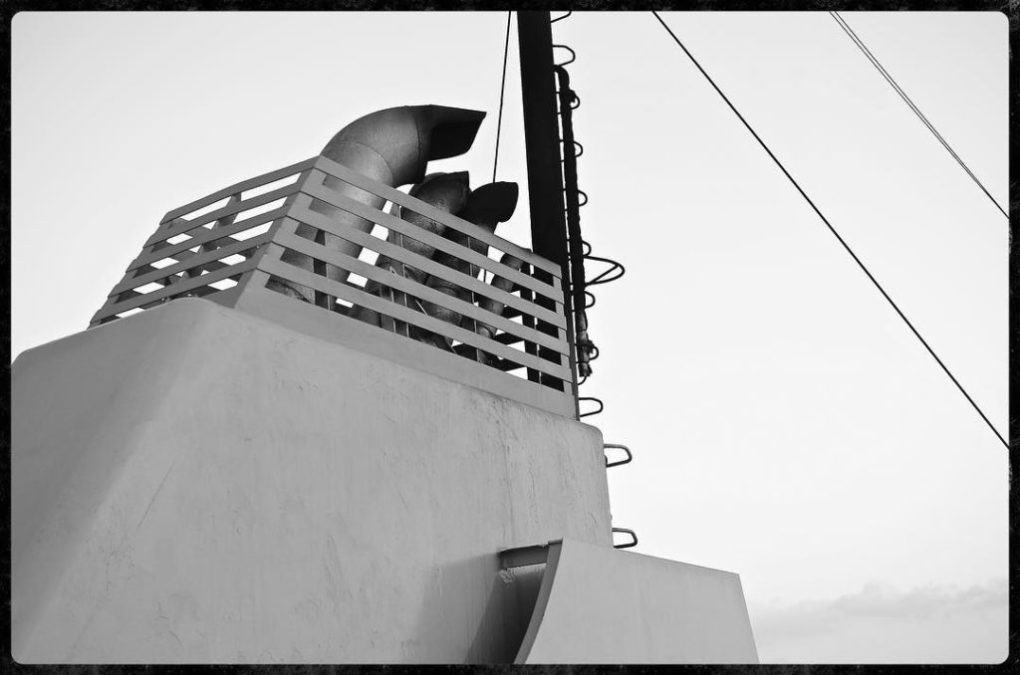 Ferry Still on the way to Miyajima Island - Nikon D7000 Nikkor AF-S 35mm 1.8G | Del Cook Photography