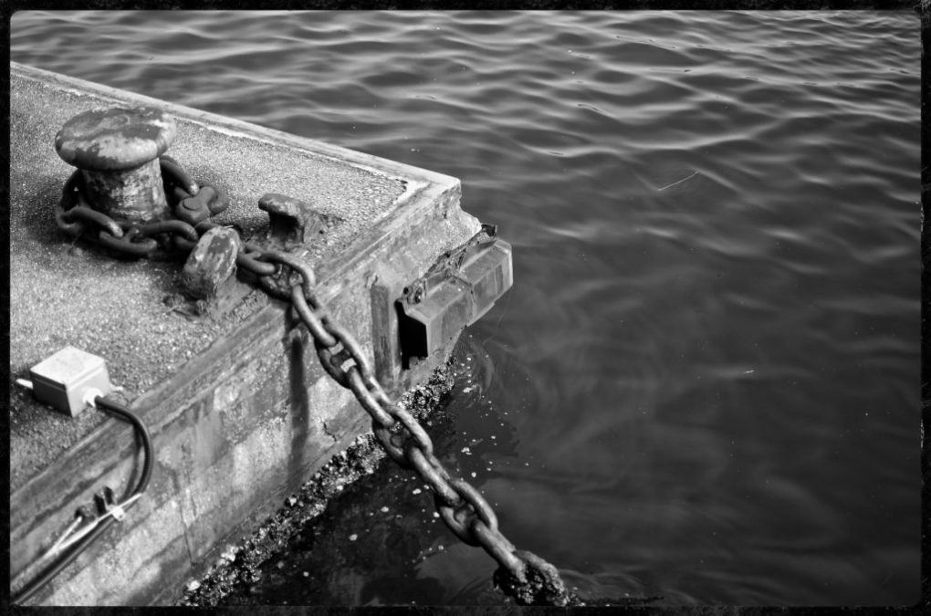 Ferry Anchor on Miyajima - Nikon D7000 Nikkor AF-S 35mm 1.8G | Del Cook Photography