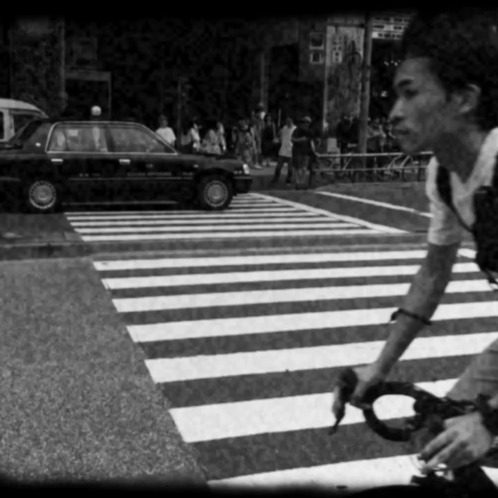 circle of life in bw tokyo dream