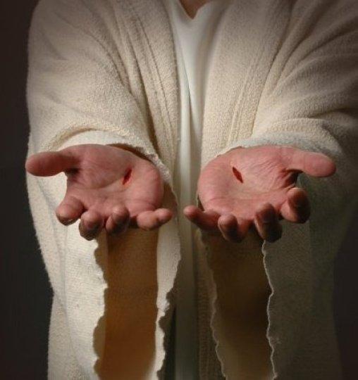 Resultado de imagen de jesus heridas