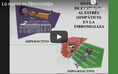 Conferencia: Lo Nuevo en Fibromialgia