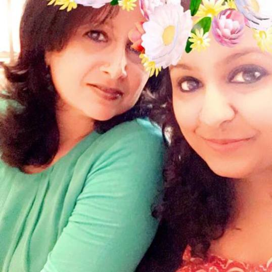 Mother and I