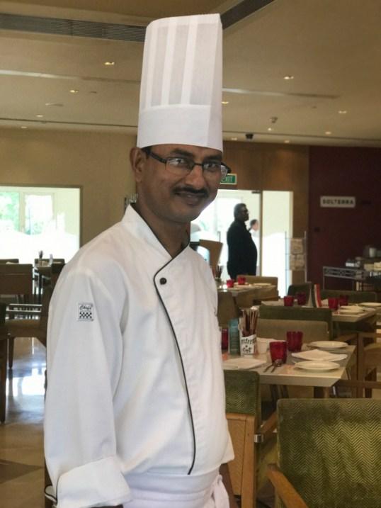 Chef Ali Khan