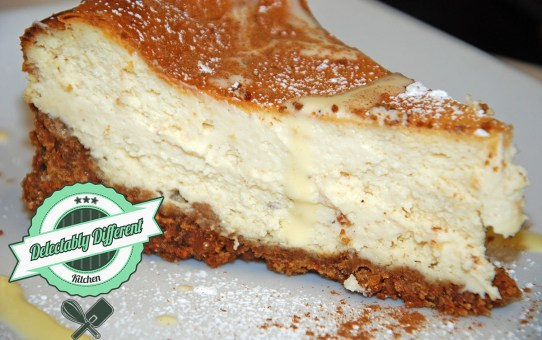 eggnog cheesecakes seasonal dessert recipe ideas