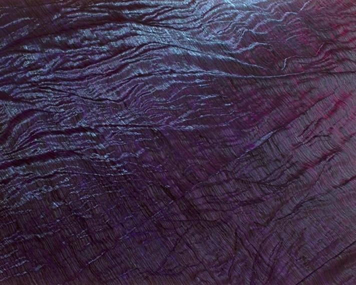 "Daniel Hutchinson, Mirror, Mirror, 2015, Oil on canvas (48"" x 60"")"