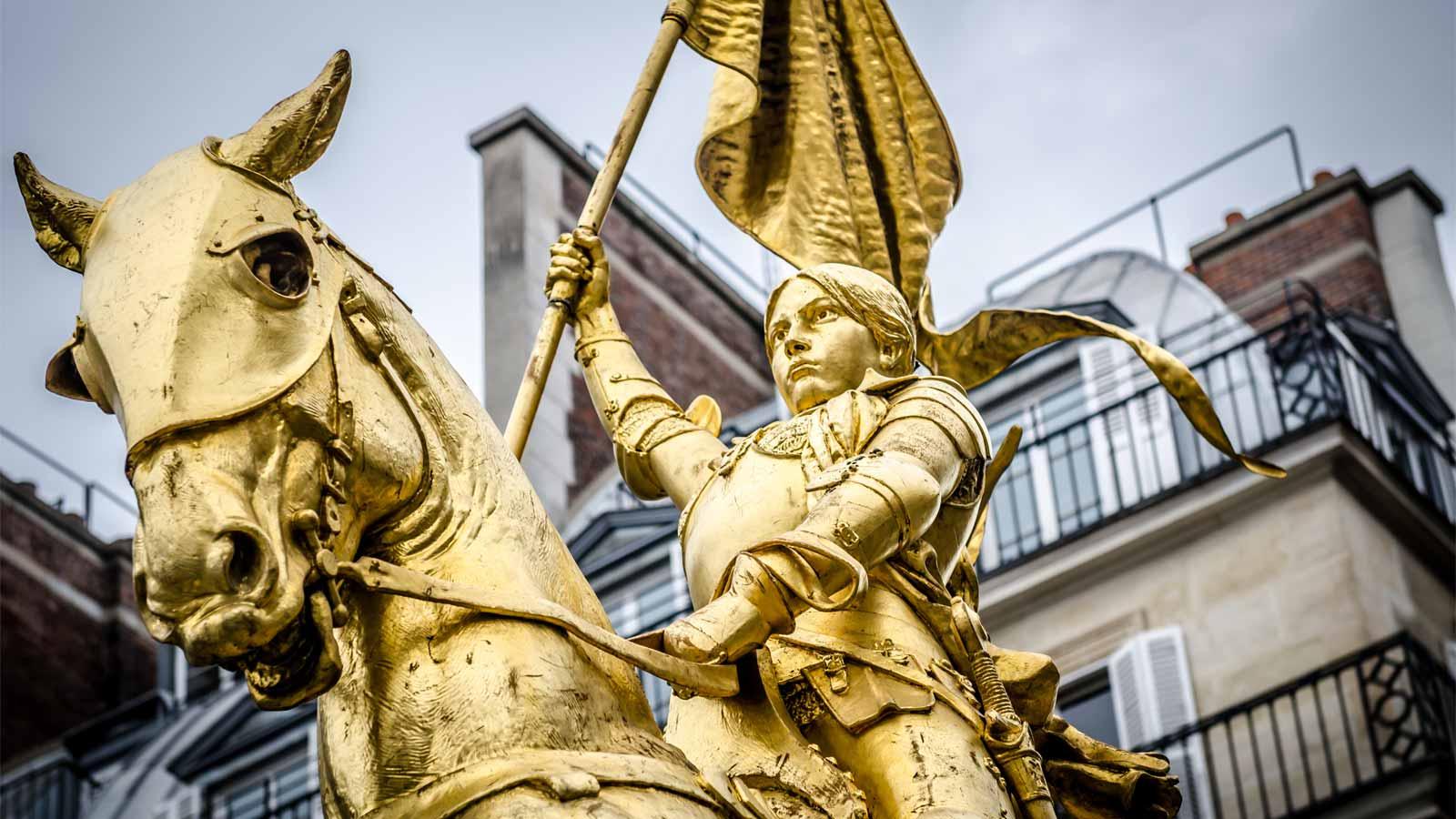 Joan of Arc   source: BlackMac/Shutterstock.com