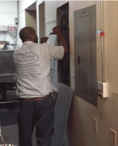 Electricians Job Description