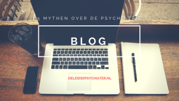 5 Mythen over de psychiatrie