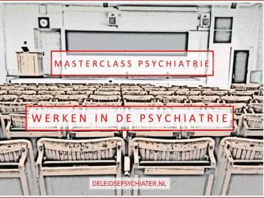 Masterclass (kinder- en jeugd)psychiatrie