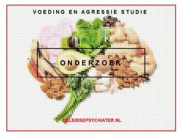 Posterprijs voor 'Voeding en Agressie' studie