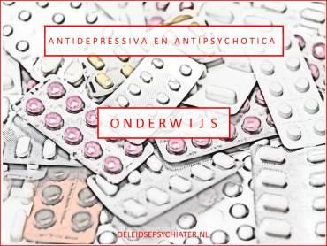 Antidepressiva en antipsychotica