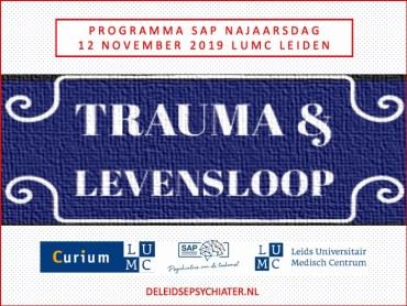 Programma SAP najaarsdag 12 november LUMC