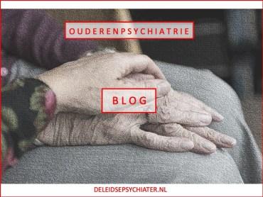 Ouderenpsychiatrie