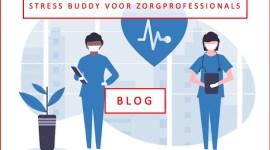 Stress Buddy: Het verbeteren en behouden van de veerkracht van zorgprofessionals