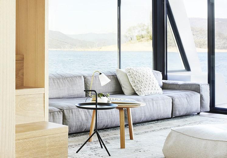 Una casa flotante diseñada por Pipkorn & Kilpatrick