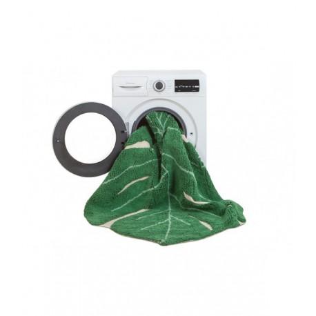 alfombra lavable leaf hoja de Lorena canals