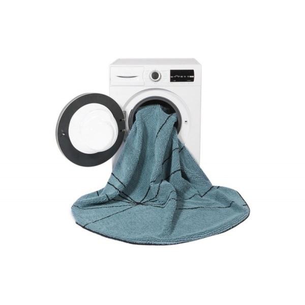 alfombra trace lavable en lavadora de lorena canals