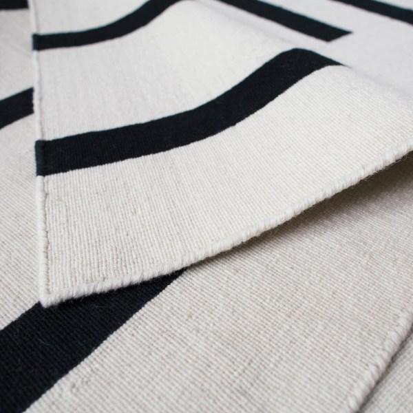 Alfombra de lana Tiger Cream de Nordic Knots