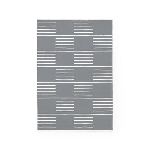 Alfombra de lana Classic Gray de Nordic Knots