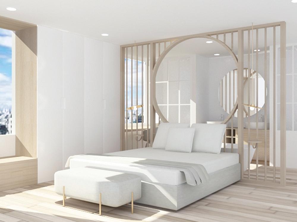 diseño de interiores para un concurso de Eurostars
