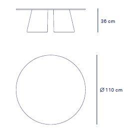medidas mesa de centro cep