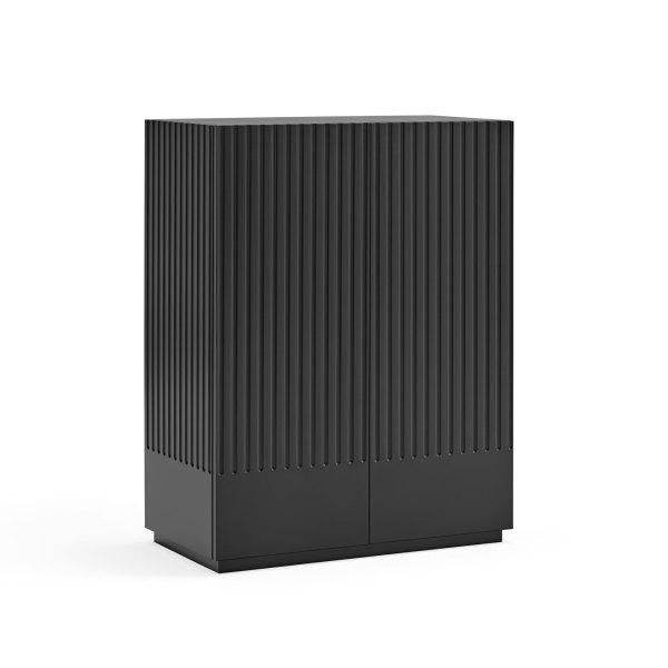 armario Doric negro de Teulat