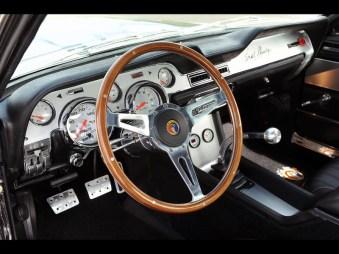 1967 Shelby GT500 - Classic Recreation 900S … Eleanor, la vraie !Interieur