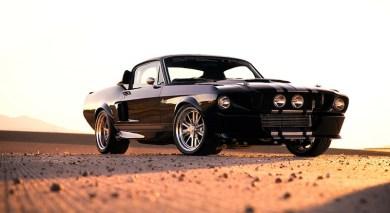 1967 Shelby GT500 - Classic Recreation 900S … Eleanor, la vraie !desert