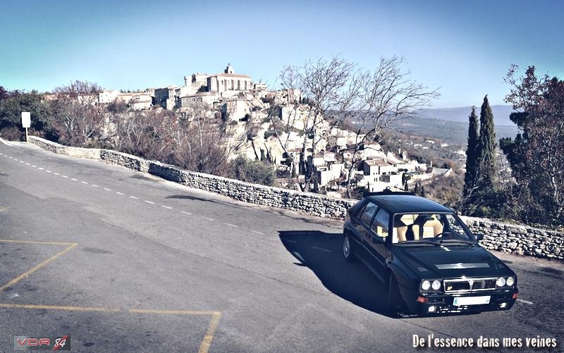 Lancia Delta HF Integrale Evo1 WRC VerdeYorkhautgordes