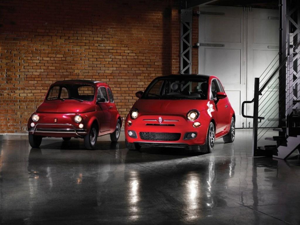 New Fiat 500 Sport (North American model)