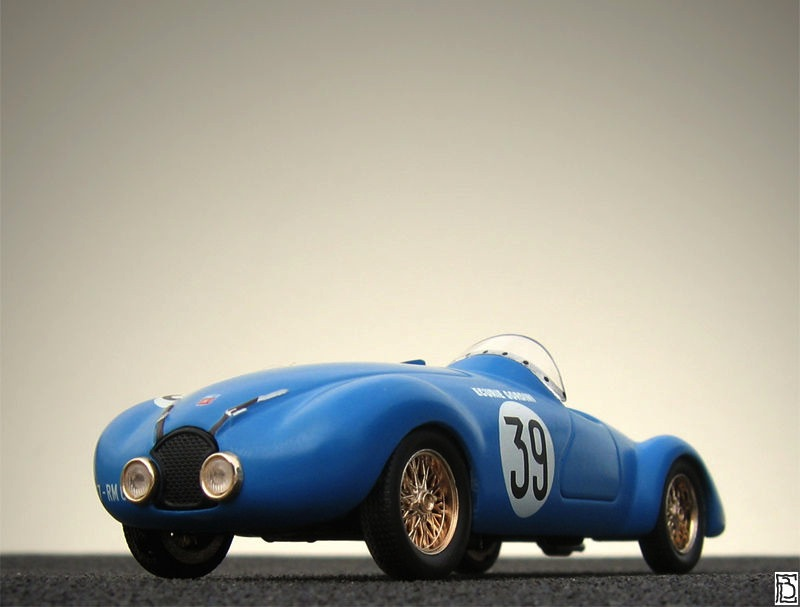 Gordini type 24S gordlemans