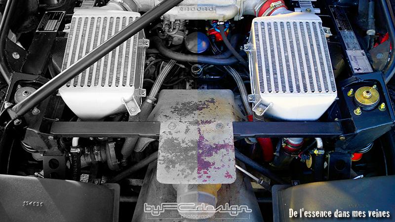 byfcdesign Ferrari F40 25