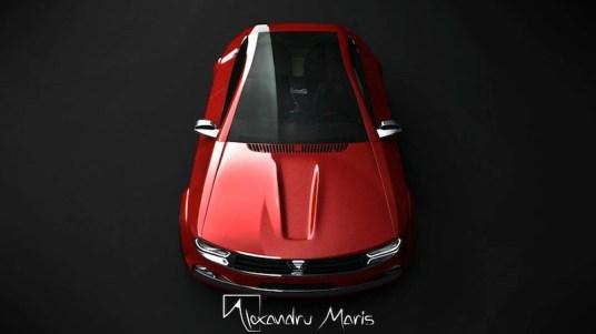 le retour de la Dacia 1300dessusroige