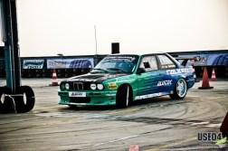 Lars Vanbraeken M3 E30 Drift Team Falken