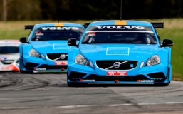 Volvo V8 Polestar duo racing