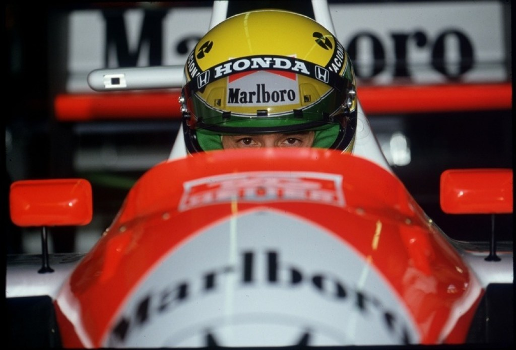 Ayrton Senna Onboard à Monaco - Ça secoue ! 12