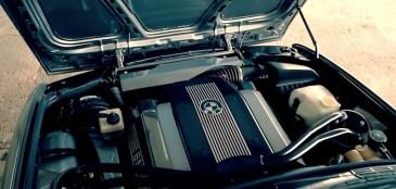 BMW 340 i E30engine