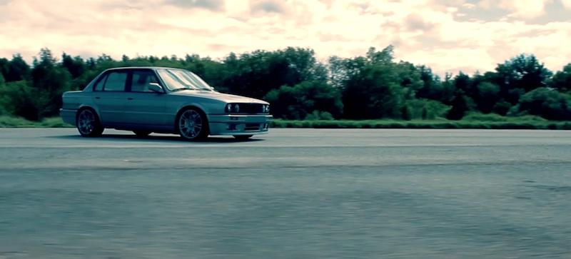 BMW 340 i E30track