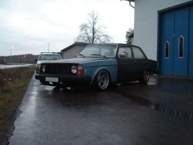 Coupé 242 stance Swap BMW70