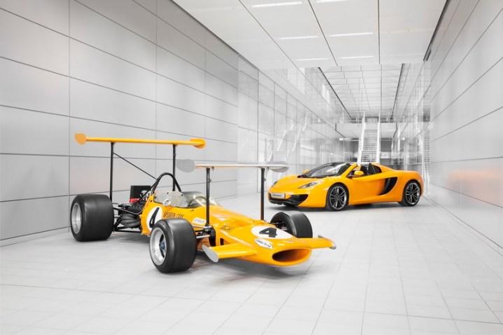 McLaren 51 ansspider