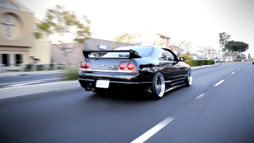 Skyline R33 Daily Driven ontheroadrear