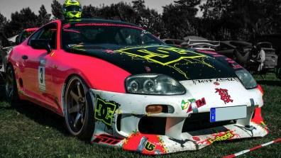 Supra Pink RS Design 70