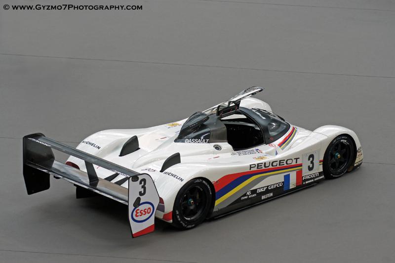 Groupe C Story : Jaguar XJR-12 victorieuse des 24h du Mans ...