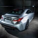 Lexus peaufine sa RCF et envoie un message fumant ! 34