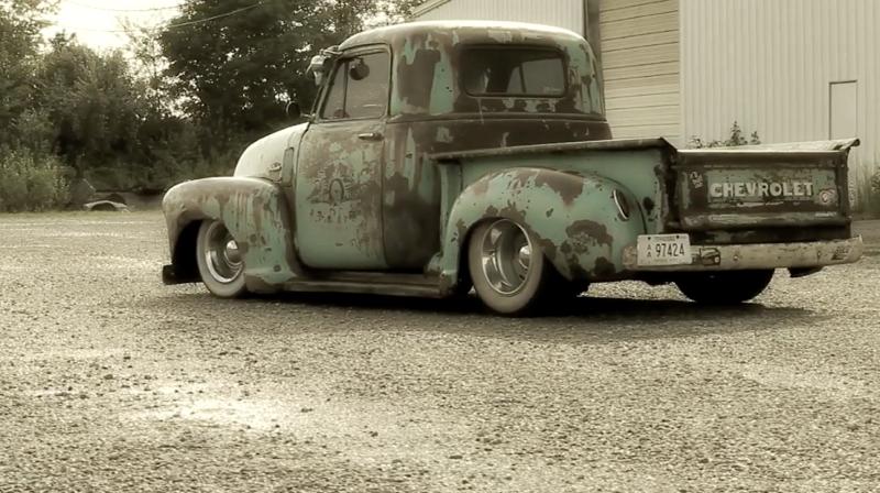 '48 Chevy Rat Rod : Les vieilles c'est bien aussi ! 3