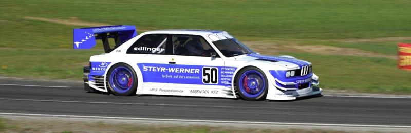 DLEDMV BMW 320i IRL EVO Hillclimb 08