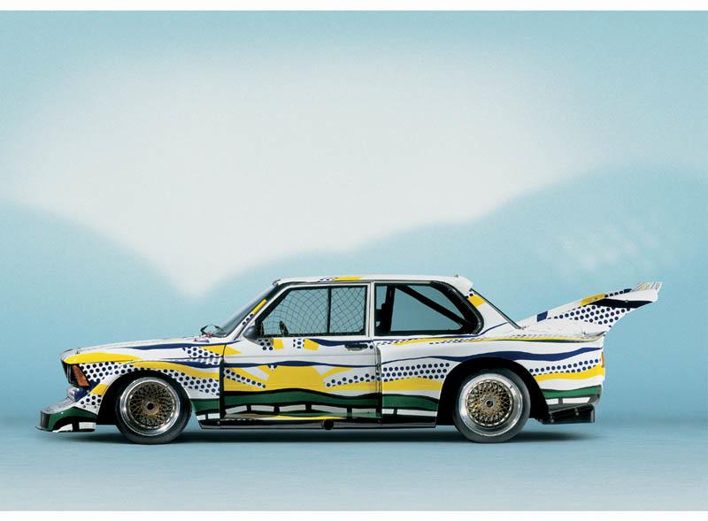 DLEDMV BMW Art Cars Herve Poulain09