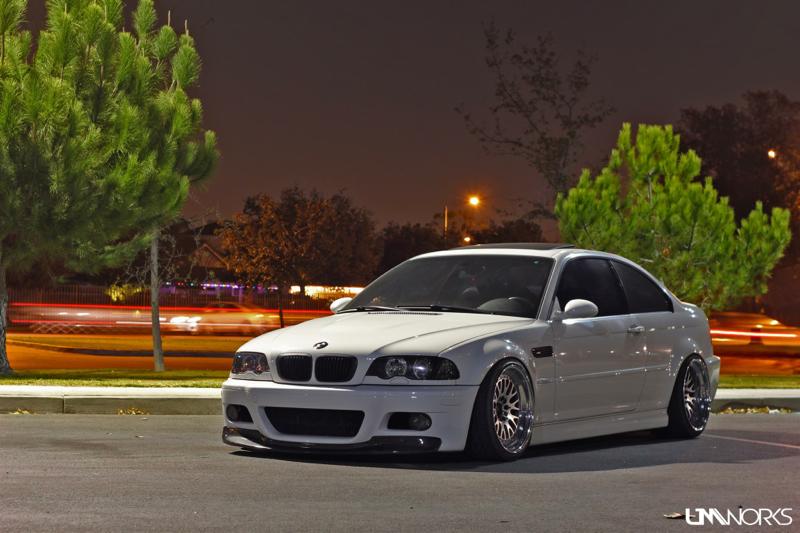 DLEDMV BMW M3 E46 Snow White 03